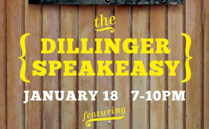 dillinger speakeasy