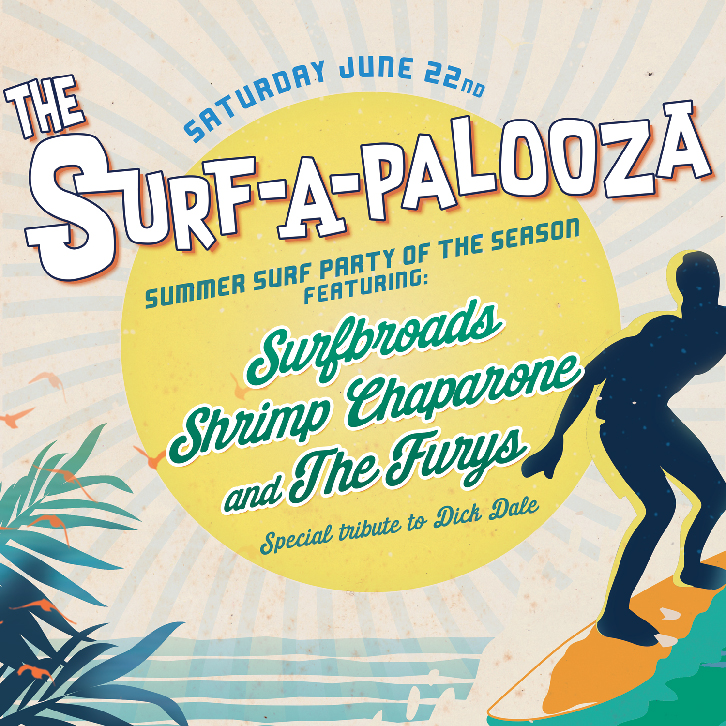 Surfapalooza Hotel Congress
