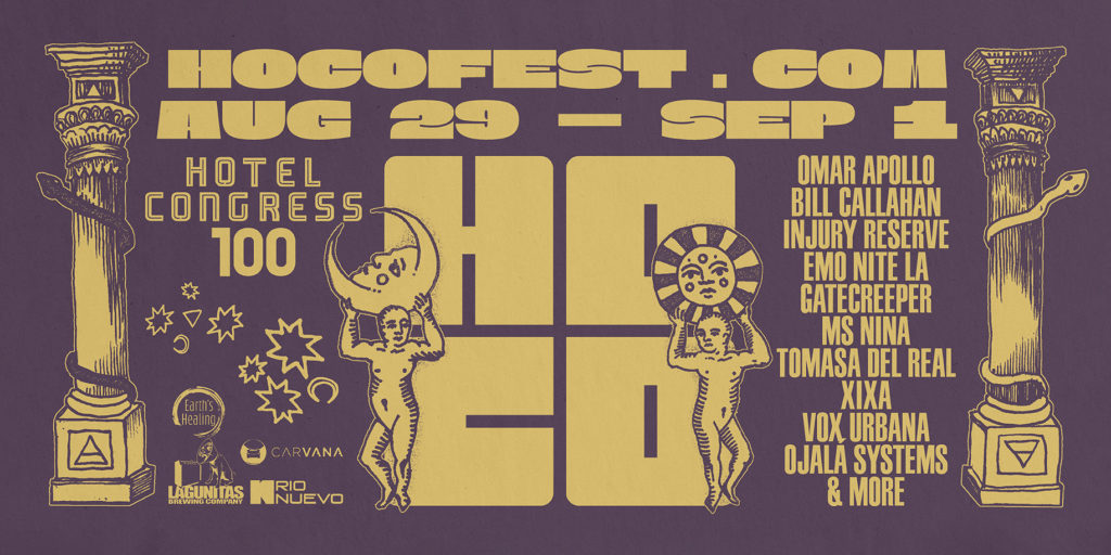 HOCO Fest 2019 in downtown Tucson