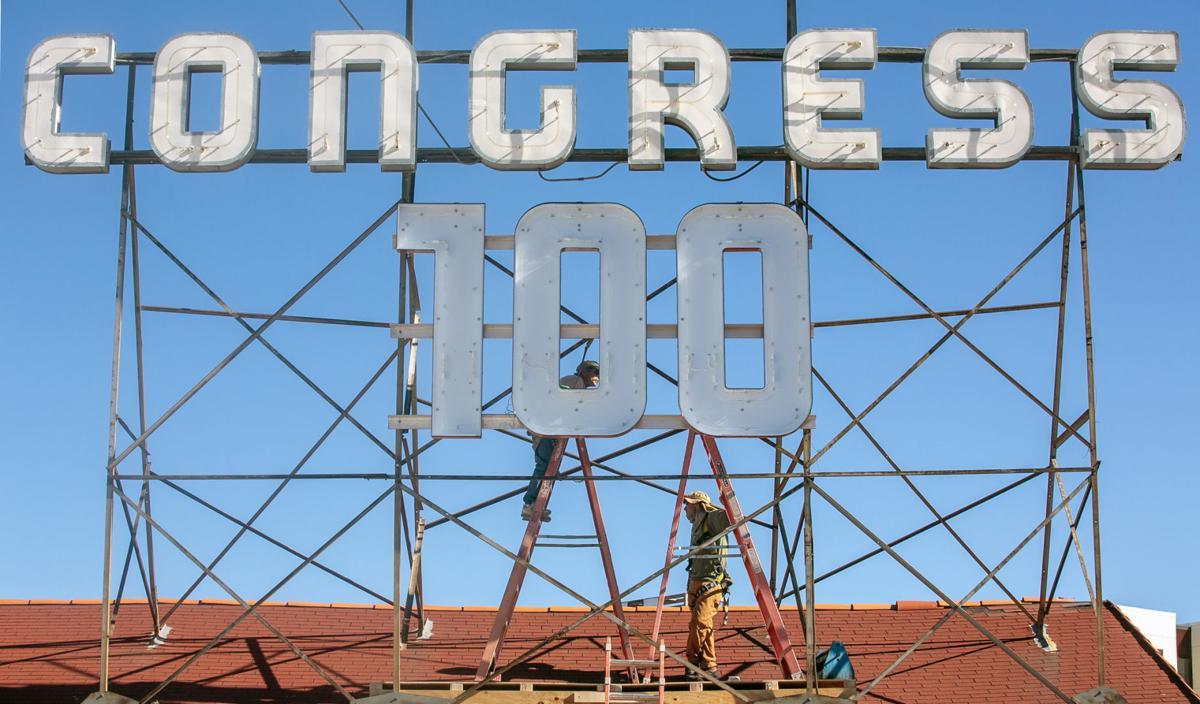 Hotel Congress Centennial Downtown Tucson