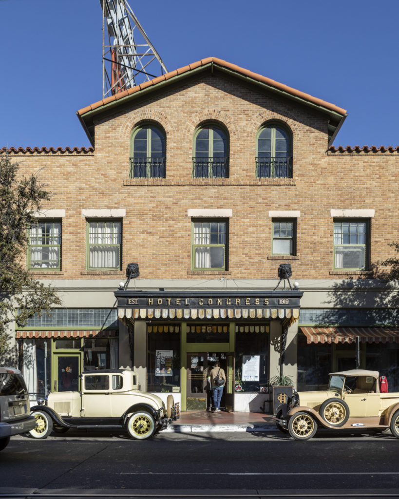 Dillinger Days Reenactments Hotel Congress experiences